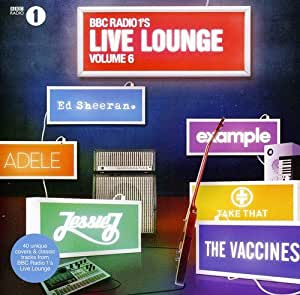 BBC Radio 1's Live Lounge, Volume 6