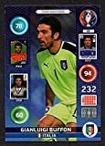 Panini Adrenalyn XL UEFA Euro 2016Buffon Time Machine Karte