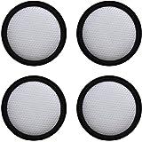 FiedFikt Lot de 4 filtres HEPA de rechange pour aspirateur Proscenic P9 Filtration du moteur Micro-poussière de l…