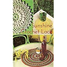 Sunshine Lace: Easy Crochet Table Mats (English Edition)