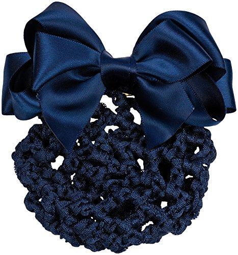 Netzstoff für Haar, blau