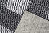 Andiamo 1100128 Teppich Dalia, 67 x 120 cm , grau - 6