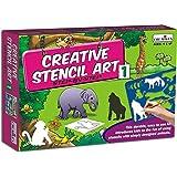 Creative's Creative Stencil Art 1, Multi Color