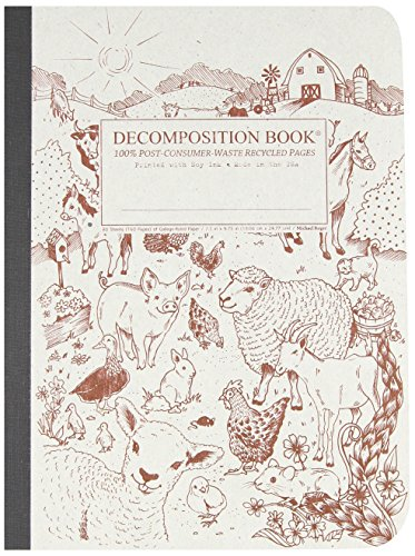 Barnyard Large Decomposition Ruled Book