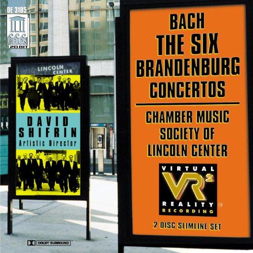 Bach, J.S.: Brandenburg Concertos Nos. 1-6 (Lincoln Center Chamber Music Society)