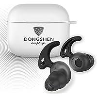 DONGSHEN SchlafenPro Ohrstöpsel zum Schlafen – Gehörschutz Schlafen Unterdrückung Lärm & Schalldämpfer Schnarchen…