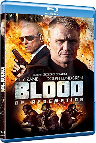Blood of redemption [Blu-ray] [FR Import]