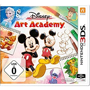 Disney Art Academy [3DS]