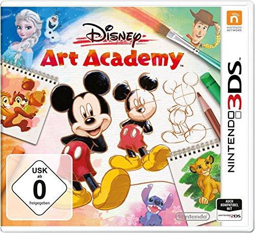 Disney Art Academy [3DS] (Verkauf 3ds-spiele)