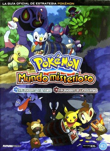 Guía Pokemon Mundo Misterioso 2