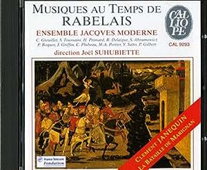 Musiques au Temps de Rabelais