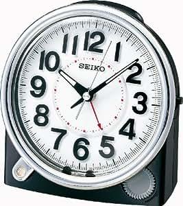 Seiko Alarm Clock Analogue QXE011K QXE011K: Amazon.co.uk ...
