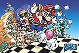 Super Mario Poster Super Mario Bros. 3 (91,5cm x 61cm)