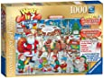 Ravensburger WHAT IF? No. 9 - Christmas Puzzle 1000pc Jigsaw Puzzle