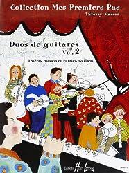 Duos de guitares Volume 2