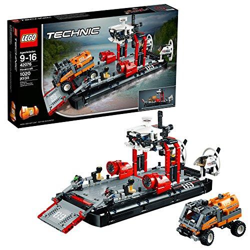 Lego Technics Hovercraft 42076 Building kit (1020 pezzi)
