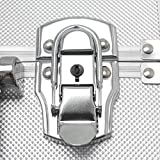 Aluminium-Multikoffer Etagenkoffer Silber - 201501 -