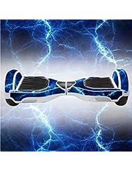 Autocollants Personnalisées pour Overboard Skateboard Électrique Décalcomanies - Stickers Peaus Déco Protection Self Balancing Hoverboard Scooter Electrique Trottinette Electrique