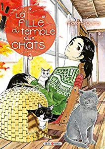 La Fille du Temple aux Chats Edition simple Tome 6