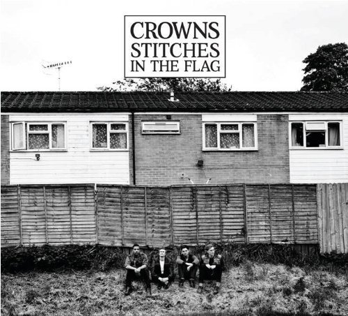 Stitches in the Flag by CROWNS (2013-05-04) - Crown Flag