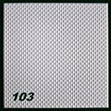 1 m2 Deckenplatten Styroporplatten Stuck Decke Dekor Platten 50x50cm, Nr.103