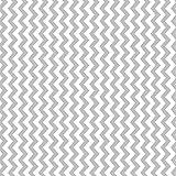 Erstklassiger Baumwollstoff 0,5lfm, 100% Baumwolle, modische Muster, Breite 160cm – Zickzack grau 1,5 cm