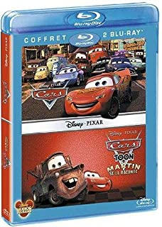 Cars Toon : Martin se la raconte + Cars 1 - coffret 2 Blu-ray (B0042ZUNTC) | Amazon price tracker / tracking, Amazon price history charts, Amazon price watches, Amazon price drop alerts