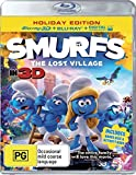 Smurfs: The Lost Village 3D BluRay