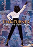 Tina Turner - One Last Time Live in Concert [DVD]