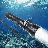 Best Dive Lights - BlueFire Diving Torch, 1200 Lumen XM-L2 LED Bright Review