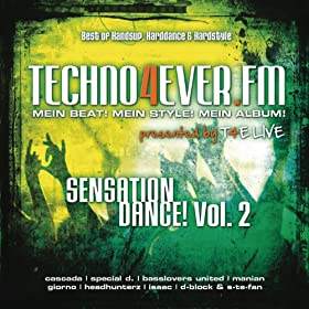 Various Artists-Techno4ever.FM Sensation Dance! Vol. 2