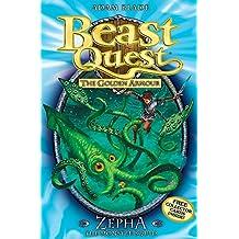 Beast Quest: 1: Zepha the Monster Squid