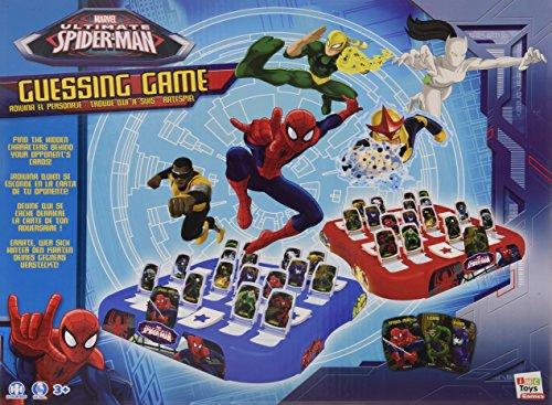 Ultimative Spider-Ratespiel
