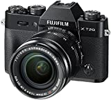 Fujifilm X-T20 with XF 18-55 lens (Black)