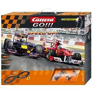 carrera go 20062309 circuit de voiture speed up jeux et jouets. Black Bedroom Furniture Sets. Home Design Ideas