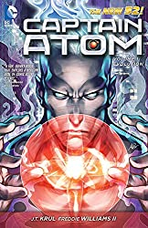 Captain Atom Volume 1: Evolution TP by Stanley Artgem Lau (Artist), J. T. Krul (13-Dec-2012) Paperback
