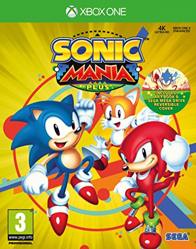 Sonic Mania Plus (Xbox One) Best Price and Cheapest