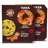 Tata Q Spicy Chicken Biryani, 2 x 330 g