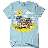 Camisetas La Colmena 354-Camiseta Lets Do Science (Fuacka)