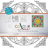 Robert Frederick 'Mandalas Color tu Propio Lienzo