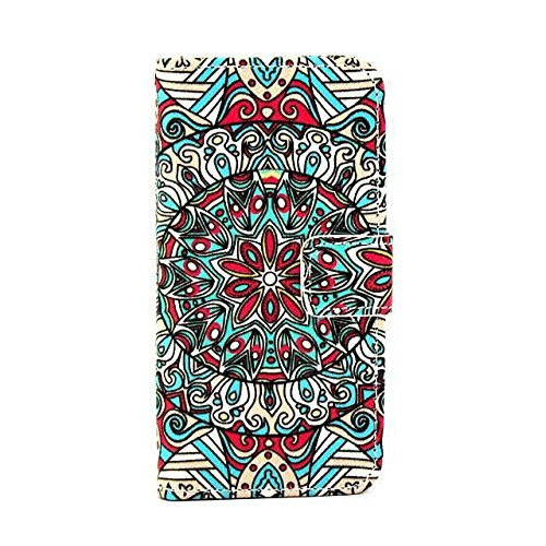 Monkey Cases® iPhone 6 4,7 pouces - Motif flip case - - Mat - Premium - Original - Neuf - Housse