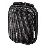Hama Hardcase Kameratasche für eine Digitalkamera, Hardcase Colour Style 40G, Schwarz