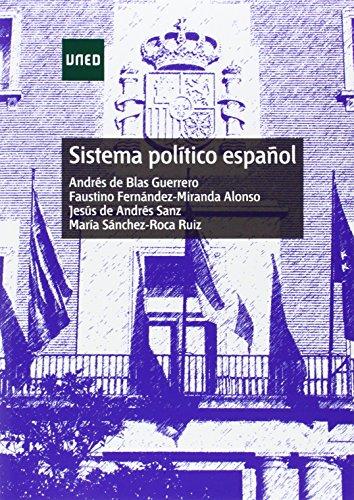 Sistema político español (GRADO)