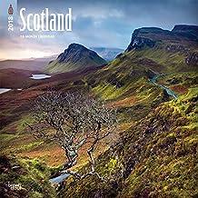 Scotland - Schottland 2018 - 18-Monatskalender mit freier TravelDays-App: Original BrownTrout-Kalender [Mehrsprachig] [Kalender] (Wall-Kalender)