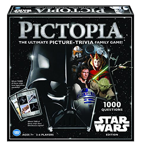 Wonder Forge Star Wars Pictopia