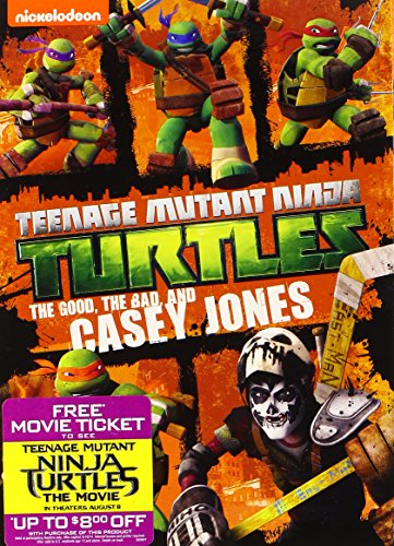 Teenage Mutant Ninja Turtles: Good Bad & Casey