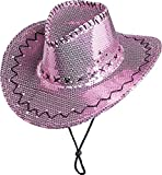 Paillettenhut pink KELLER FESTIVAL 14340-09