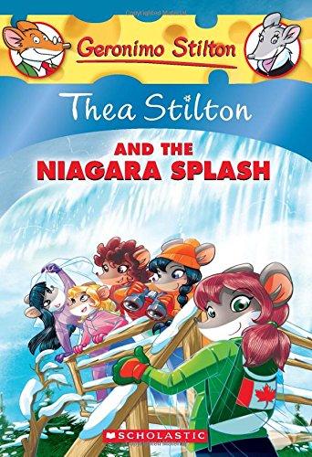 Thea Stilton and the Niagara Splash: A Geronimo Stilton Adventure por Thea Stilton