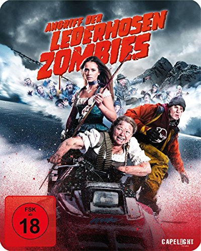 Angriff der Lederhosenzombies (uncut) [Blu-ray]