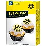 Borussia Dortmund BVB Muffin Backform one Size: